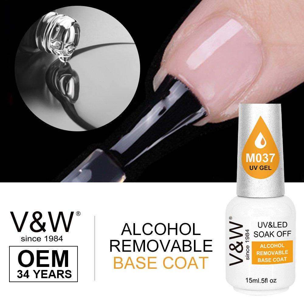 Best Alcohol Removable Base Coat & Gel Polish Manufacturer