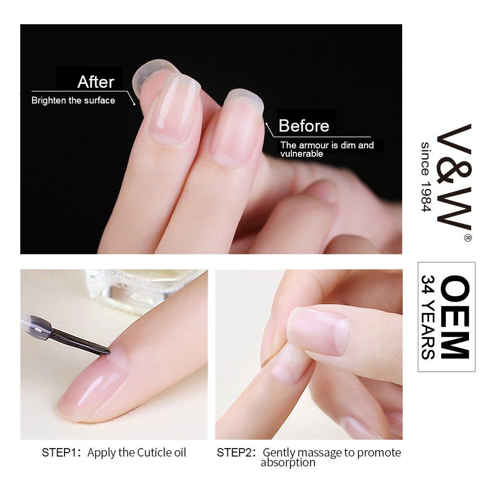 Cuticle Oil (treatment) | Air Dry Gel Nail Polish | V&w Gel Polish